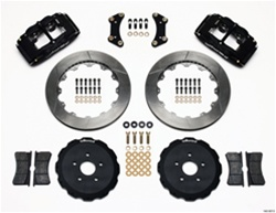 "Wilwood Scion xB 13"" 4 piston big brake kit"