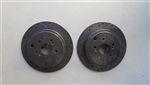 "1989-1999 240SX rear 12.3"" upgrade big brake kit"