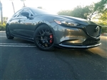 "2014+ Mazda6 12.6"" 4 piston performance big brake kit"