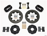 "1996 Spec JDM Integra TypeR 12.2"" 4 piston performance big brake kit"