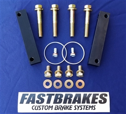 Fastbrakes 2006-2019 Civic 12.8 kit for RL calipers