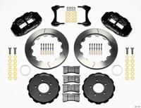 "Fastbrakes 2017+ Accord 14"" 6 piston big brake kit"