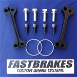 "Fastbrakes EF/EG Civic 11"" OEM caliper big brake kit"