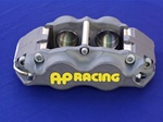"2002-2015 Maxima 13"" 4 piston AP Racing caliper front big brake kit"