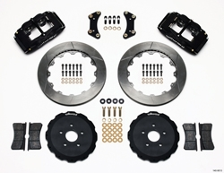 "2006-2009 Mazda6 13"" 6 piston big brake performance kit"