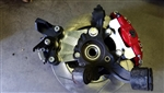 RSX AWD rear 4 piston park brake kit