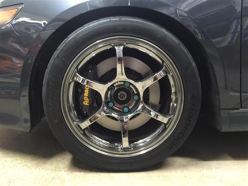 Fastbrakes 2004-2012 TSX 13
