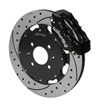 "Wilwood 1990-2001 Integra 12.2"" 4 piston big brake kit"